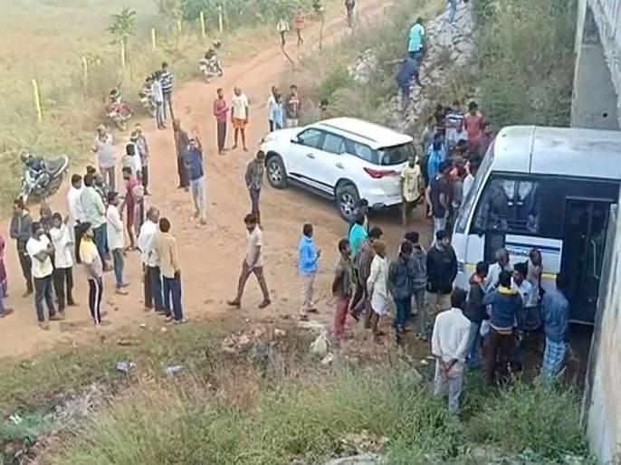 Hyderabad Encounter: No Old Death Regret ... | Hyderabad Encounter: म्हातारी मेल्याचे दु:ख नाही...