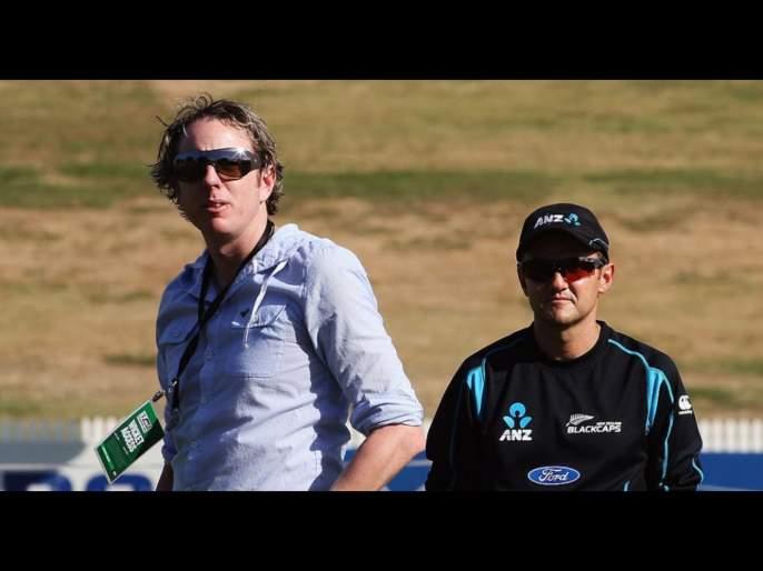 former New Zealand fast bowler Iain O'Brien turns to crowdfunding to raise money for flight back home svg | Sachin Tendulkarच्या नावानं पैसे गोळा करतोय न्यूझीलंडचा गोलंदाज; पण का?