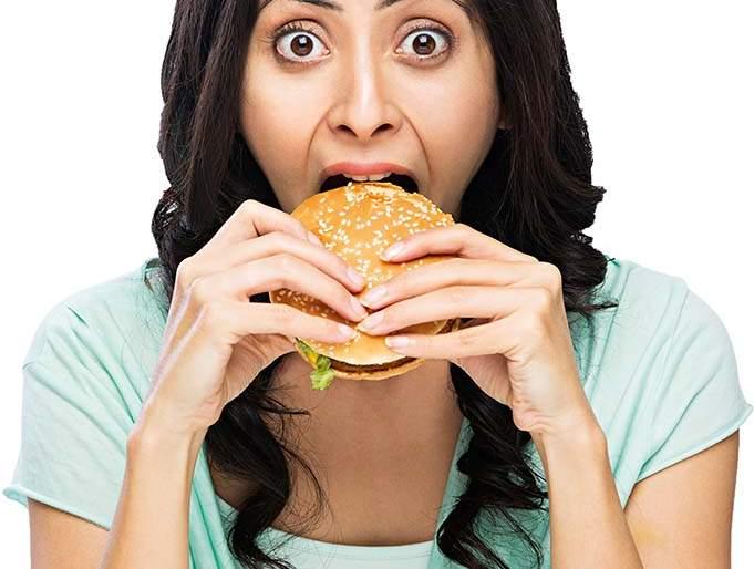 eating junk food? its dangerous for your ears & eyes.   JUNK खाताय? डोळे जातील, कान बधीर होतील, सावधान!