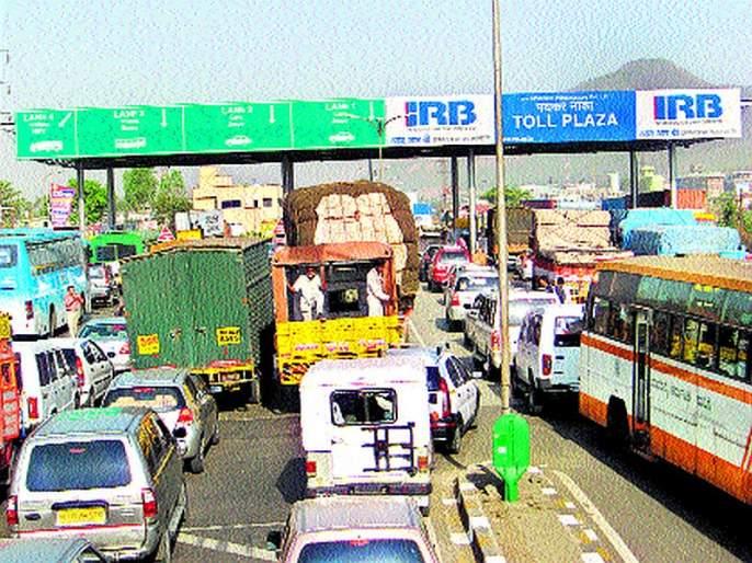 Shiv Sena jumps in BJP, MNS toll conflict ; Creditism will burn | भाजप- मनसेच्या टोलवादात सेनेची उडी;श्रेयवाद पेटणार