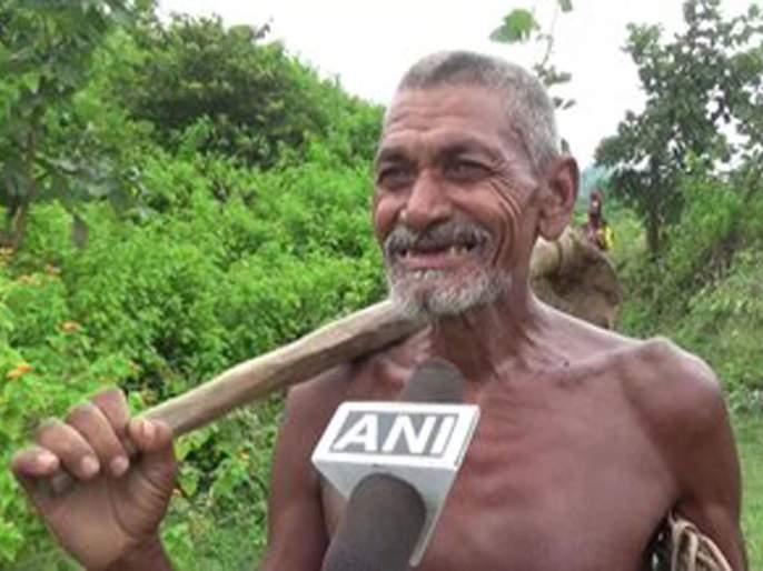bihar man carved 3 km long canal 30 years rainwater coming down hills gaya laungi bhuiyan | जिद्दीला सॅल्यूट! 70 वर्षांच्या शेतकऱ्यानं डोंगर कापून बनवला 5 किमी लांबीचा कालवा