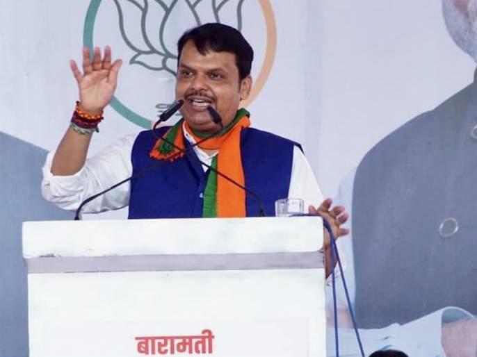 Maharashtra Election 2019: Chief Minister criticizes Sharad Pawar; Everybody's gone now ... | Maharashtra Election 2019: 'सगळे पैलवान चालले; या वयातही एकटं प्रचाराला फिरावं लागतंय'