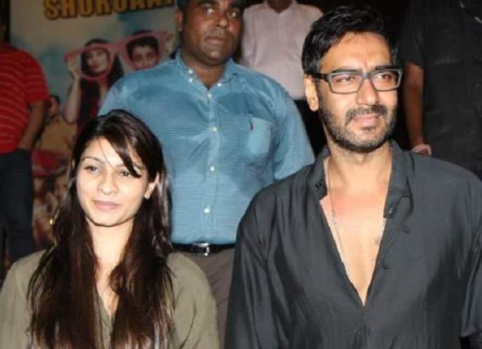 ajay devgn to produce a tv show for his sister in law tanisha mukherjee | जीजू असावा तर असा! तनीषा मुखर्जीसाठी अजय देवगण करणार 'हे' काम!!