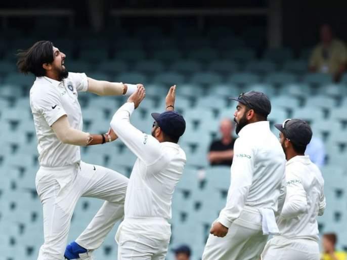 IND vs AUS 1st Test: Head is India's headache; Australia 7 for 191 | IND vs AUS 1st Test : हेड ठरला भारतासाठी डोकेदुखी; ऑस्ट्रेलिया ७ बाद 191