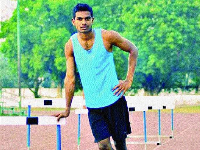 Ayyasamy Dharun recorded the national record   अय्यासामी धारुनने नोंदविला राष्ट्रीय विक्रम
