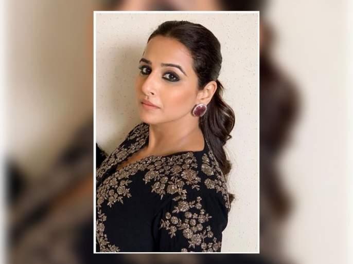 When vidya balan first time meet shah rukh khan actress share experience | शाहरुखसोबतच्या पहिल्या भेटीचे सत्य केले उघड विद्या म्हणाली, पाया खालची सरकली जमीन...