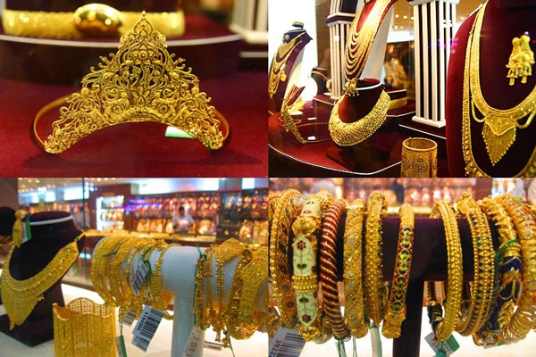 Gold price reached historic high; Gold rate increase cross 40 thousand rates | सोन्याच्या दराने गाठला ऐतिहासिक उच्चांक; प्रतितोळा सोन्याचा दर 40 हजारांच्या पार