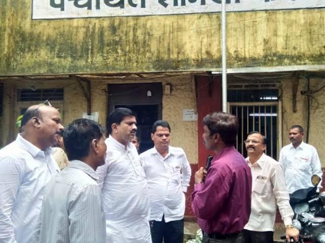 Why oppose Taluka Panchayat Samiti office at Goveli ?; Citizens Angry | गोवेली येथे तालुका पंचायत समितीच्या कार्यालयाला विरोध का?;कल्याणमध्ये नागरिक संतप्त