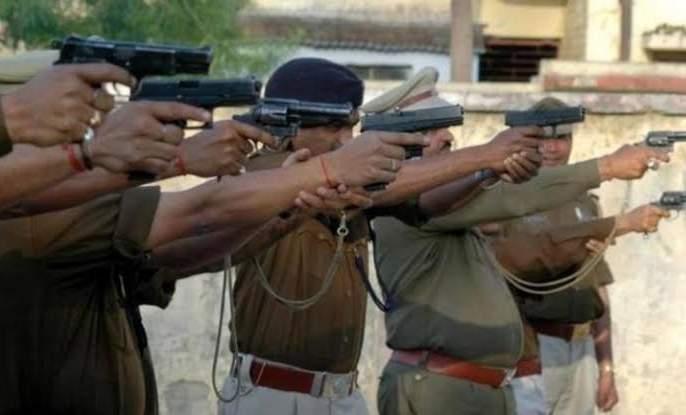 All four people accused in the rape and murder of woman veterinarian in Telangana have been killed in an encounter | Hyderabad Encounter : हैदराबाद बलात्कार आणि हत्या प्रकरणातील चारही आरोपींचा पोलिसांकडून एन्काऊंटर