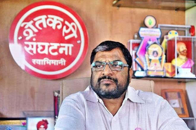 The entire functioning of the Swabhimani Shetkari Sanghtana is dismissed; Raju Shetty big decision | स्वाभिमानी शेतकरी संघटनेची संपूर्ण कार्यकारणी बरखास्त; राजू शेट्टींचा मोठा निर्णय