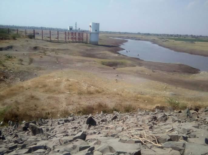 'Comat' irrigation project in Vaizapur taluka | वैजापूर तालुक्यातील सिंचन प्रकल्प 'कोमात'