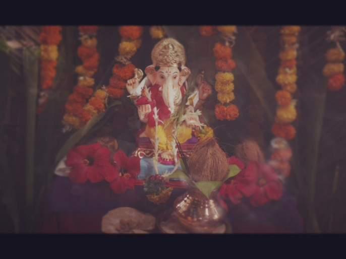 Journey of Ganapati Bappa's creation, which will be unveiled by 'Morya Ganadhisha' | 'मोरया गणाधीशा' गाण्यातून उलगडणार गणपती बाप्पाच्या निर्मितीचा प्रवास
