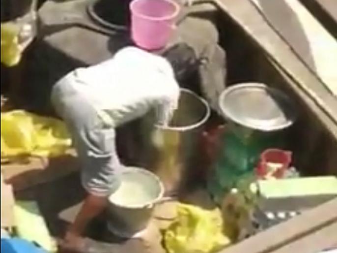 Penalty for five lakhs of lemon juice shopper | 'त्या' लिंबू सरबत विक्रेत्याला पाच लाखांचा दंड