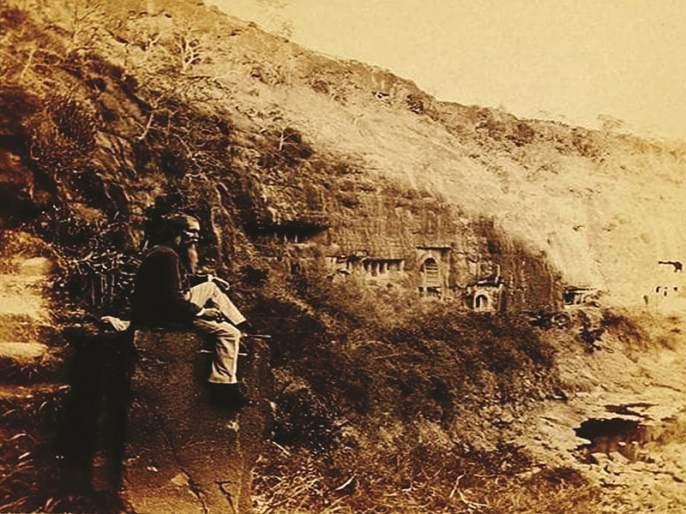 Ajantha caves ... Learn about the journey of Ajanta Caves   धांडोळा अजिंठ्याचा...जाणून घ्या अजिंठा लेणीची शोधयात्रा