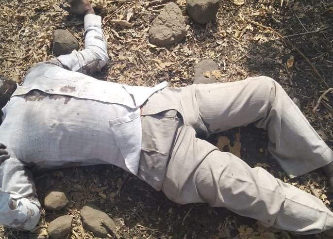 Suspected death of a person's in forest | बुलडाणा जिल्ह्यातील व्यक्तीचा वसाली जंगलात संशयास्पद मृत्यू