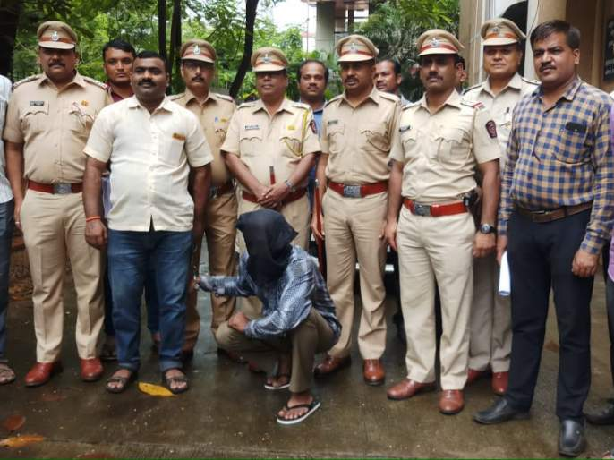 Finally arrested accused who done 100 crime offences | अखेर गुन्ह्यांची सेंच्युरी केलेला सराईत अटकेत