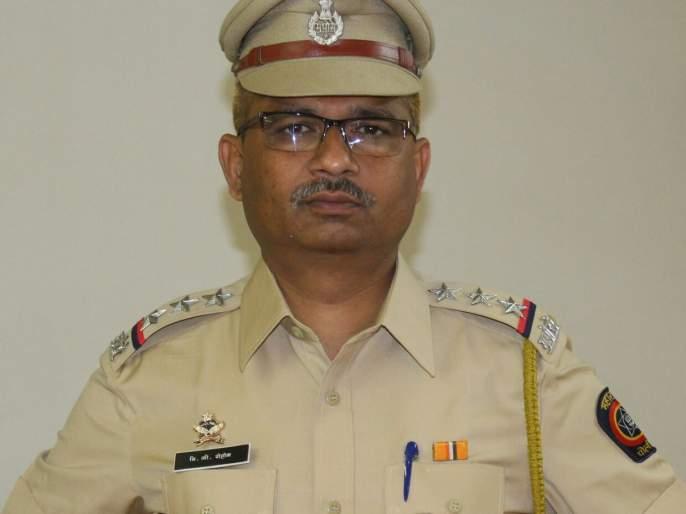 Jalgaon LCB inspector Bapu Rohom's transfer was finally canceled | जळगाव एलसीबीचे निरीक्षक बापू रोहोम यांची बदली अखेर रद्द