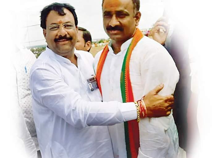Solapur vidhansabha election 2019;voting, Politics | नेते जमींपर !