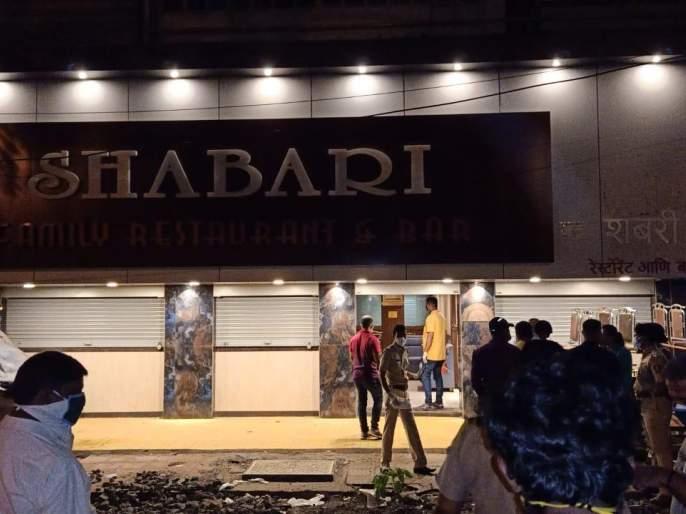 Double murder in Miraroad; Murder of two employees in the bar | मीरारोडमध्ये दुहेरी हत्याकांड;बारमधील दोनकर्मचाऱ्यांची हत्या