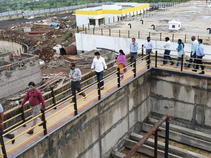 Water shortage problem of Wadgaon Sheri will be solved, work of Bhama Askhed project will be expedited after the order of Deputy Chief Minister | वडगावशेरीचा पाणीटंचाई प्रश्न मार्गी लागणार, उपमुख्यमंत्र्यांच्या आदेशानंतर भामा आसखेड प्रकल्पाच्या कामाला वेग