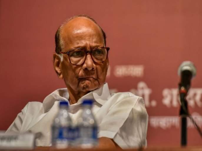 Dissatisfaction of 15 members of the Board of Governors over the distribution of funds; Mail sent to trustee Sharad Pawar | निधी वाटपावरून नियामक मंडळाच्या १५ सदस्यांचे नाराजी नाट्य; विश्वस्त शरद पवारांनाच केला मेल