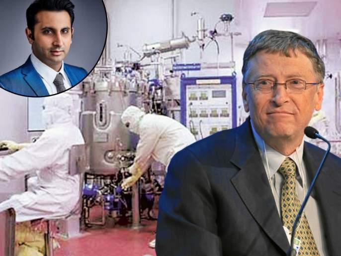 CoronaVaccine: Bill Gates' big deal with Serum Institute; 10 crore dose will be given to the poor | CoronaVaccine : सीरम इन्स्टिट्यूटसोबत बिल गेट्स यांचा मोठा करार; 10 कोटी डोस गरिबांना देणार