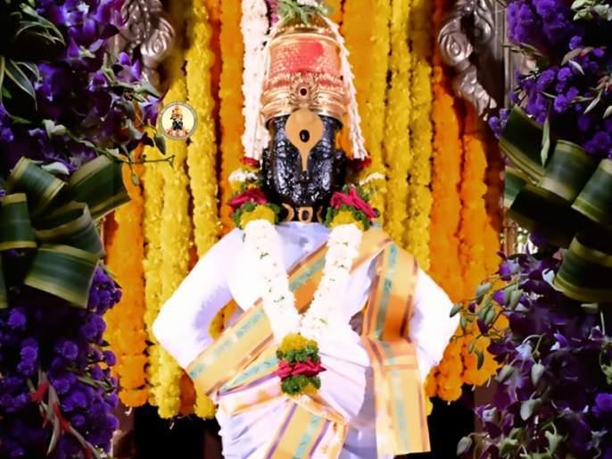 Vitthal-Rukmini temple to remain closed tomorrow; Collector's order due to corona infection | उद्याही राहणार विठ्ठल-रुक्मिणी मंदिर बंद; कोरोना संसर्गामुळे जिल्हाधिकाऱ्यांचे आदेश