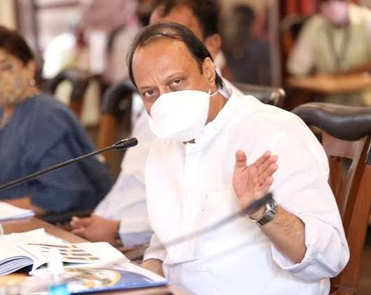 "Ajit Pawar: ""The Mahavikas Aghadi government will not be hit like a finger, our government is stable ..."" | Ajit Pawar: "" महाविकास आघाडी सरकारला बोटाच्या नखाएवढाही धक्का लागणार नाही, आमचं सरकार स्थिर!"""