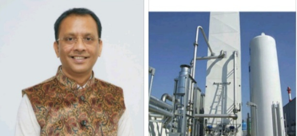 Oxygen production project to be set up by Pune Municipal Corporation in the premises of Dalvi Hospital: Demand of BJP leader | पुणे महापालिकेने दळवी रुग्णालयात उभारावा 'ऑक्सिजन'निर्मिती प्रकल्प: भाजप नेत्याची मागणी