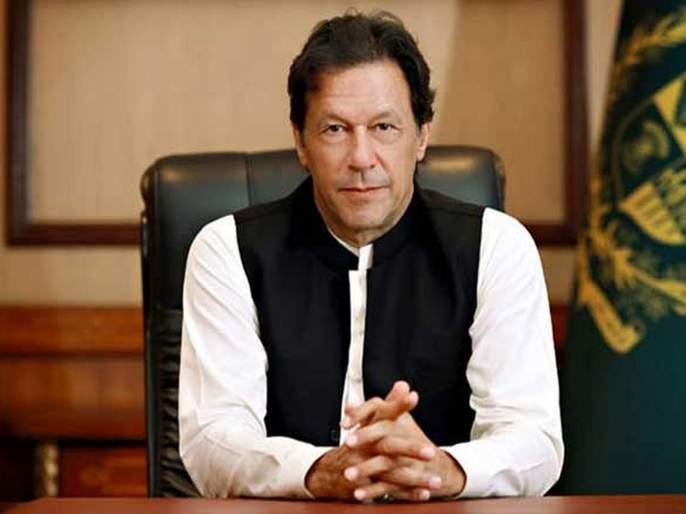 article 370 pakistan pm imran khan pm modi kashmir terrorism pulwama | इम्रान खान यांची पुन्हा दर्पोक्ती; भारताला अणुबॉम्ब हल्ल्याची धमकी