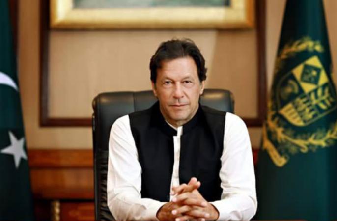pakistan prime minister imran khan tweet on jammu kashmir unsc resolutions Kashmir Solidarity Day | UNSC च्या ठरावांप्रमाणे काश्मीरवर तोडगा निघावा; पाकिस्तान शांततेसाठी तयार : इम्रान खान