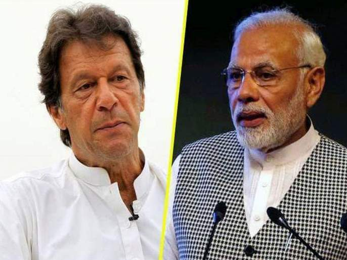 Pakistam Pm Imran Khan Says Indian PM Narendra Modi Made mistake by withdrawing article 370   अयोध्येत मोदींचं 'जय श्रीराम' अन् पाकिस्ताननं आळवला वेगळाच राग; इम्रान खान म्हणतात...