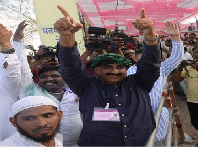 Winner Aurangabad Lok Sabha election results 2019 : Khaire era is over; Jalil's victory in crucial battle | औरंगाबाद लोकसभा निवडणूक निकाल 2019 : खैरे पर्व संपले; चुरशीच्या लढतीत जलील यांचा विजय