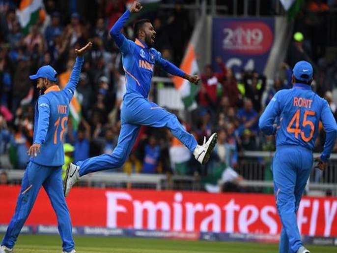 India Vs Pakistan World Cup 2019 India registers its biggest victory over Pakistan in World Cup | India Vs Pakistan World Cup 2019: भारताचा विश्वचषकातील पाकिस्तानवरील सर्वात मोठा विजय
