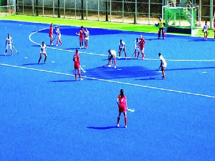 Friendly hockey series: Indian women win second consecutive win in South Korea   मैत्रीपूर्ण हॉकी मालिका : भारतीय महिलांचा दक्षिण कोरियावर सलग दुसरा विजय