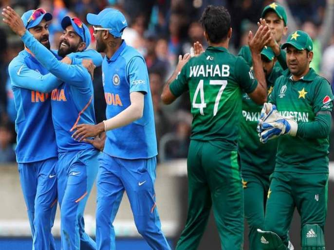 World Cup 2019: India's claimant of victory; Fight against Pakistan today | World Cup 2019: भारतच विजयाचा दावेदार; पाकिस्तान विरुद्ध आज लढत