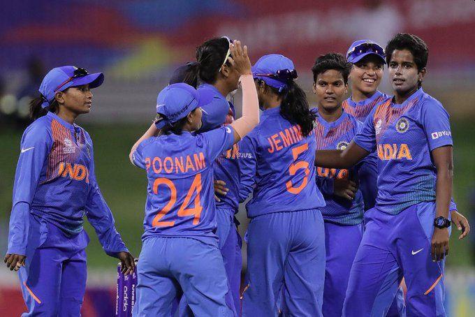 ICC Women's T20 World Cup, INDvBAN: India's thrilling victory over Bangladesh | India VS Bangladesh : भारताचा बांगलादेशवर १८ धावांनी दमदार विजय