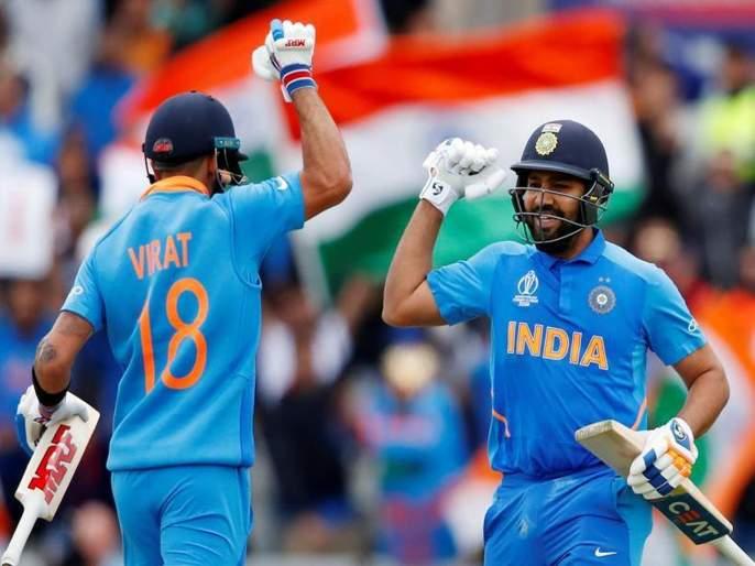 India vs Pakistan World Cup 2019 india beats pakistan by 89 runs | India Vs Pakistan World Cup 2019: पाकिस्तानला सातव्यांदा लोळवलं, भारताचं वर्चस्व कायम