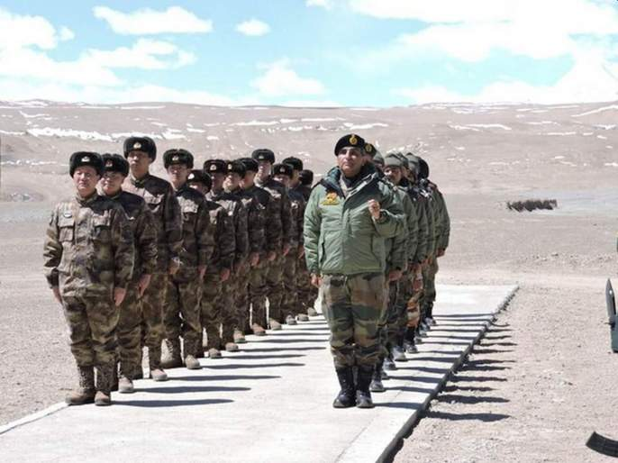 India China FaceOff: A small step back from the Chinese army in Ladakh | India China FaceOff: लडाखमधील चिनी माघारीचे छोटे पाऊल