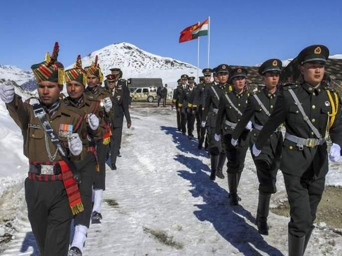 china Consolidates Its Troops In Ladakh Going Back On Its Own Words With India At Lac | स्वत:चाच शब्द मोडत चीननं लडाखमधील फौजफाटा वाढवला; सीमेवरील वातावरण तापणार?