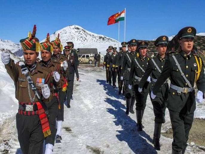 Tensions remain high as troops withdraw from india-china border, US report says   भारत-चीन सीमेवरून सैनिक मागे हटले तरी तणाव कायम, अमेरिकेचा अहवाल