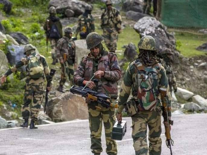 India China FaceOff: 60 Chinese soldiers killed in Galwan   India China FaceOff: गलवानमध्ये मारले गेले चीनचे ६० सैनिक, चकमकीबाबत मोठा गौप्यस्फोट