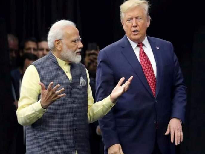 Engaged with China to resolve border row peacefully India on Trumps offer to mediate kkg   'तो' दोन देशांमधला वाद, तिसऱ्याची गरज नाही; भारताचं डोनाल्ड ट्रम्प यांना जबरदस्त उत्तर