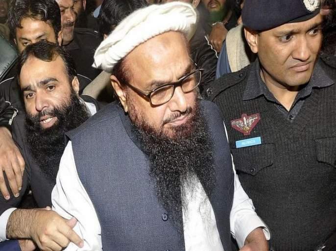 Hafiz Saeed is not in jail, but he is taking VIP treatment in Superintendent's bungalow | हाफिज सईद तुरुंगात नाही, तर अधीक्षकांच्या बंगल्यात मजेत राहतोय