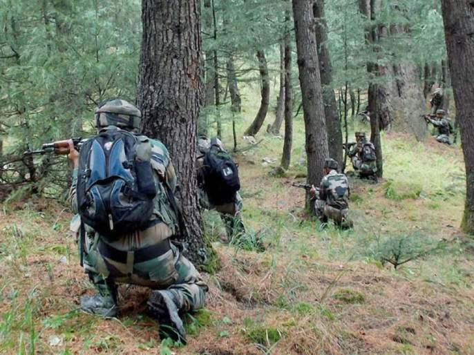 ... and the Indian Army once again struck in Pakistan-occupied Kashmir | ...आणि भारतीय लष्कराच्या जवानांनी पुन्हा एकदा मारली पाकव्याप्त काश्मीरमध्ये धडक