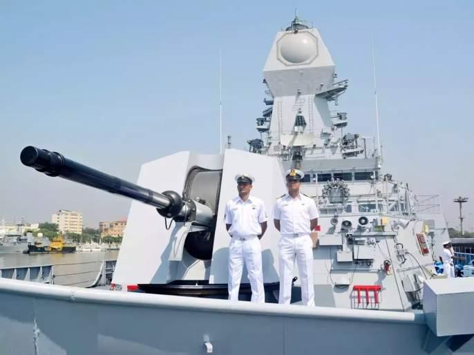 indian navy recruitment 2021 nausena navik navy sailor vacancy for 12th pass   Indian Navy मध्ये २५०० हजार रिक्त पदांसाठी मोठी भरती; ६९ हजारांपर्यंत पगार