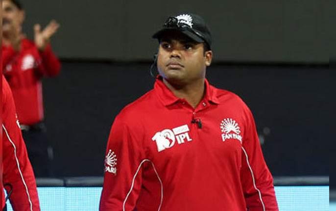 Nitin Menon selected for ICC Elite Panel   आयसीसी एलिट पॅनलमध्ये भारतीय पंच नितीन मेनन यांची निवड
