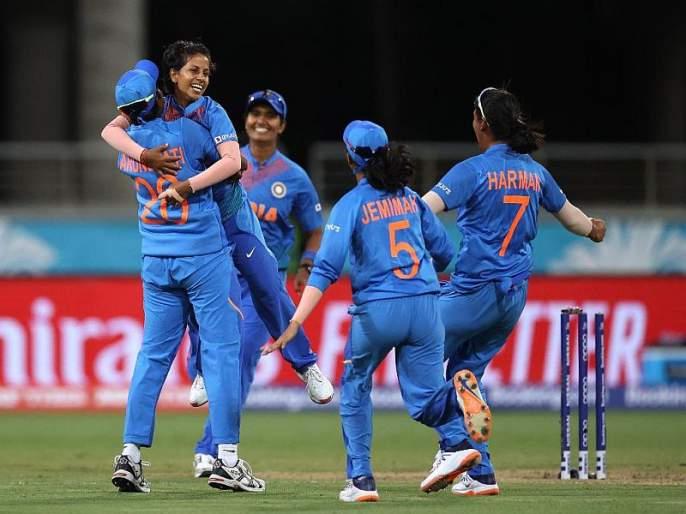 Women's T20 World Cup: India Women win by 17 runs against Australia | Women's T20 World Cup: पूनमच्या गुगलीचा चमत्कार; गतविजेत्या ऑस्ट्रेलियाला हरवून टीम इंडियाचा 'जय'जयकार