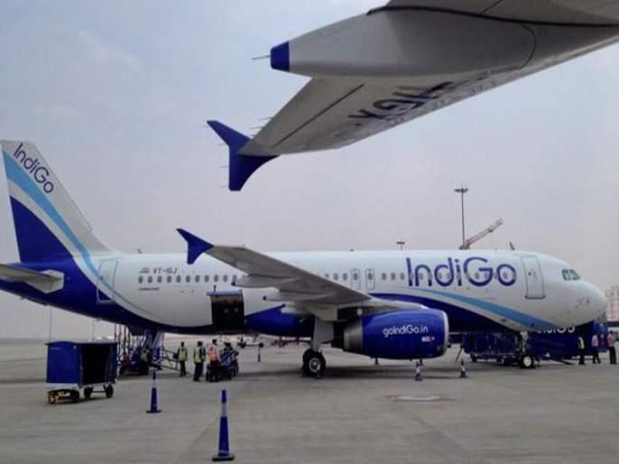 Indigo over 75 flights canceled in three days; Discussed about the shortage of pilots   तीन दिवसांत इंडिगोची ७५हून अधिक उड्डाणे रद्द; वैमानिकांच्या कमतरतेचा फटका बसल्याची चर्चा