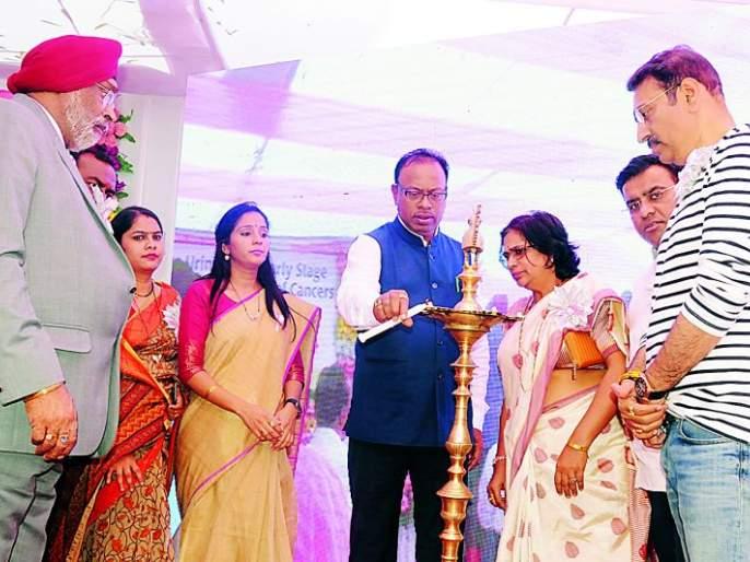 Two crores for Nagpur Municipal Corporation's Indira Gandhi Hospital: Guardian Minister's Announcement | नागपूर मनपाच्या इंदिरा गांधी रुग्णालयासाठी दोन कोटी : पालकमंत्र्यांची घोषणा